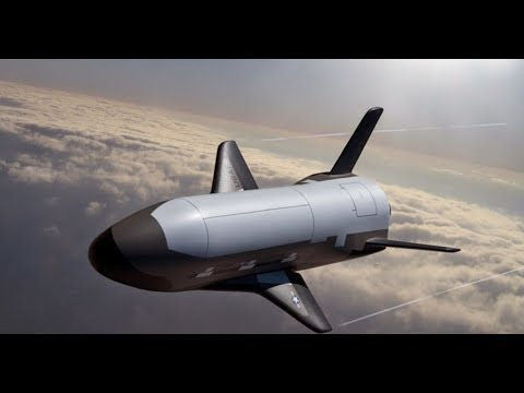 SpaceX Set To Blast US Air Force's Mysterious X 37B Robotic Space Plane