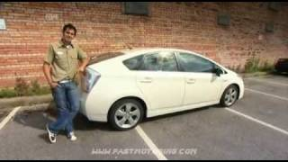 Toyota Prius 3rd Gen. review by Fifth Gear