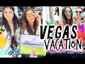 Weekly Wrap Up: Vegas Vacation! | Caitlin Bea