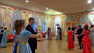 Полька тройка на Свадебном балу www.rpu-dance.ru