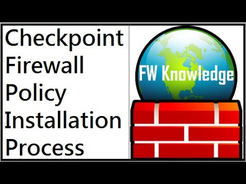 Policy Installation Steps Flow Troubleshooting Part1 by