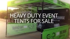 Heavy Duty Event Tents For Sale