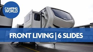 2018 Keystone Montana 3731FL | Fifth Wheel | Front Living | RV Review | Camping World