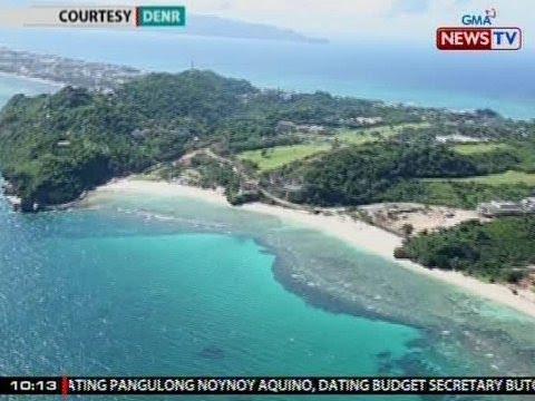 SONA: Pang. Duterte, pinulong ang DENR para balangkasin ang rehabilitasyon ng Boracay