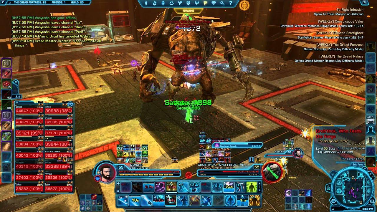 Download 16man HM Grob'thok kill (DF) - Pax Republica