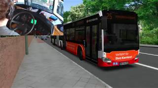 Lets Real Omsi 2 | Städtedreieck V3 | 25 | Dashboardcam