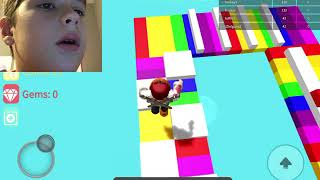 ROBLOX mega fun obby stages 720-740