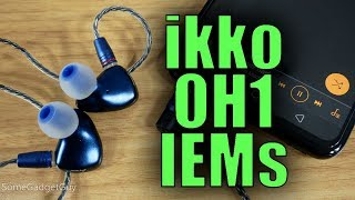 ikko OH1 In-Ear Monitors: Professional ear buds for all!