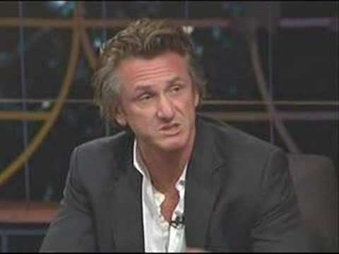 Sean Penn goes off the deep end again