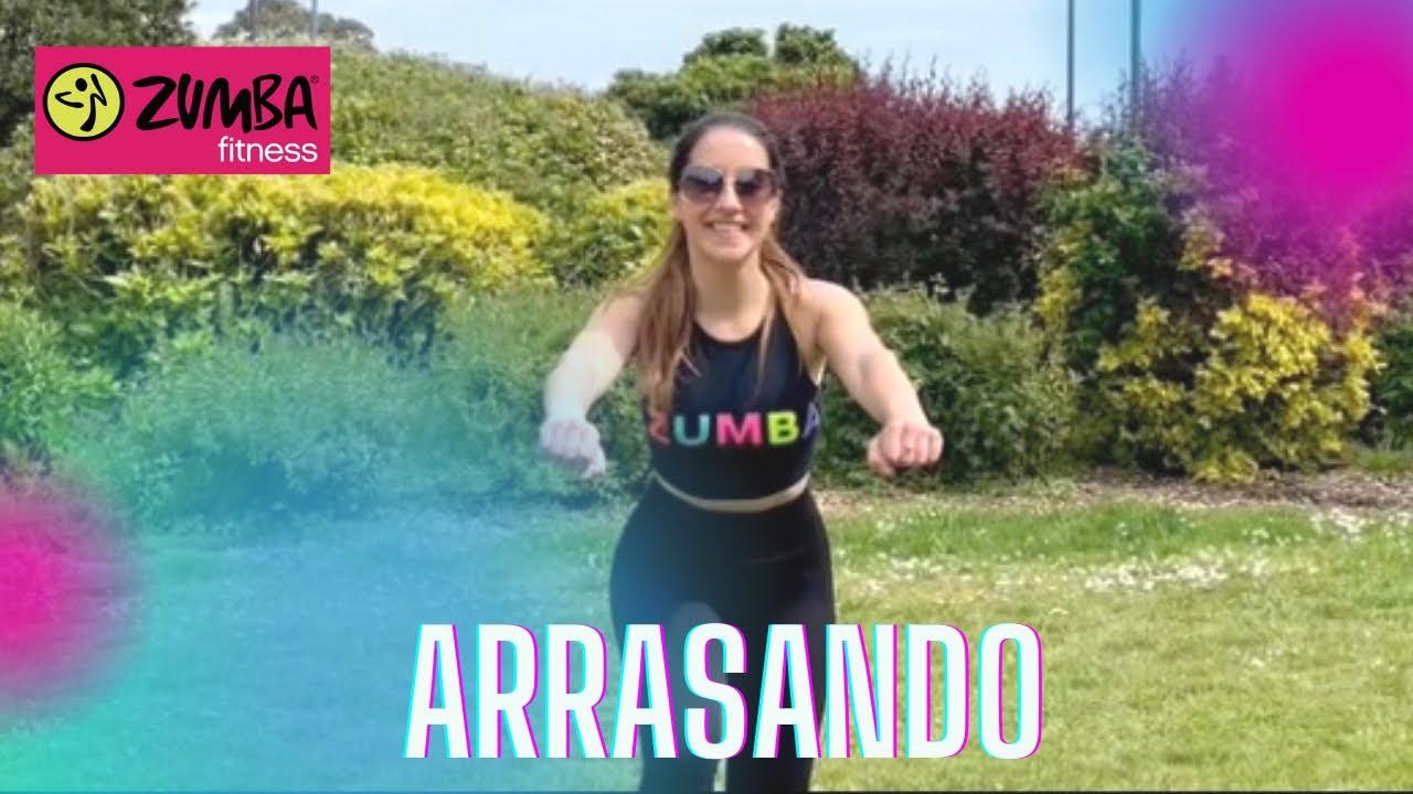 ARRASANDO - ZIN 90 - Merengue - Zumba - Hazel Ashleen Fitness