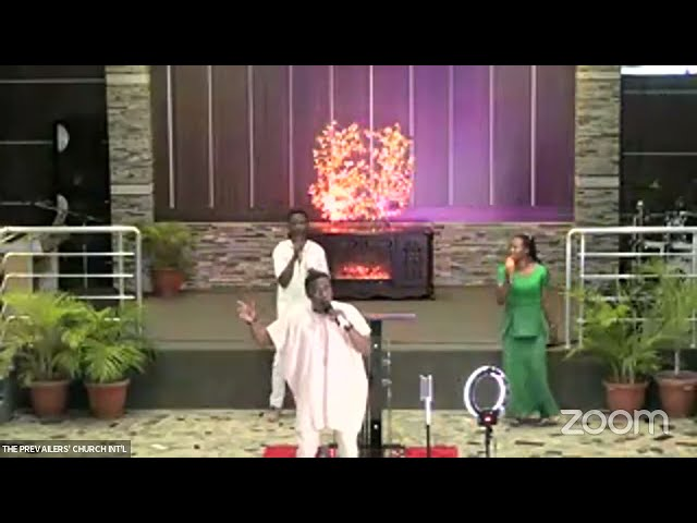 Monthly Covenant Thanksgiving (03.10.21) By Apostle Diran