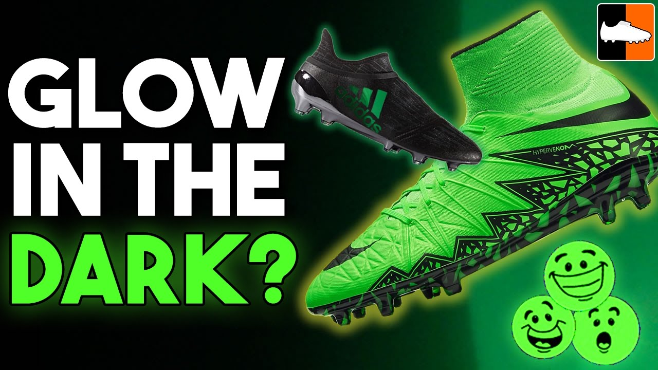 Can You Make Your Boots Glow In The Dark Youtube