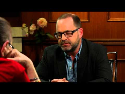 We Have An Endgame In Mind | Graeme Manson interview | Larry King Now - Ora TV