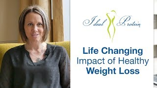 The Life Changing Impact of Healthy Weight Loss
