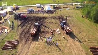 II Mistrzostwa Polski Operatorów Forwarderów, Janów Lubelski 2016