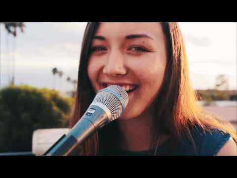 The Way- Ariana Grande (acoustic cover) - Pearl Botts and Jacob Mayeda