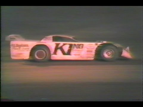 1985 Kenny Simpson Memorial at Brownstown Speedway (Not all 100 laps)