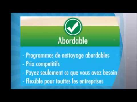 Cleaning company Montreal   Laval cleaning company