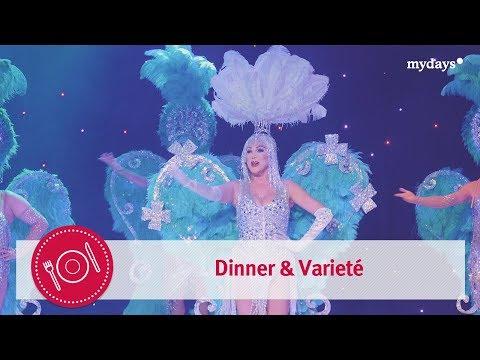 Dinner & Varieté Dresden - Carte Blanche Theater | mydays.de