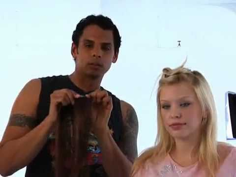 How to Style Rock Star Hair by Johnny Lavoy