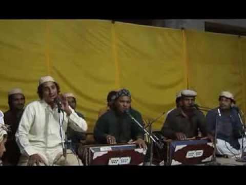 Allah Lok Qawwal  02 11 2013 DSF Manqabat Bibi Fatima X264