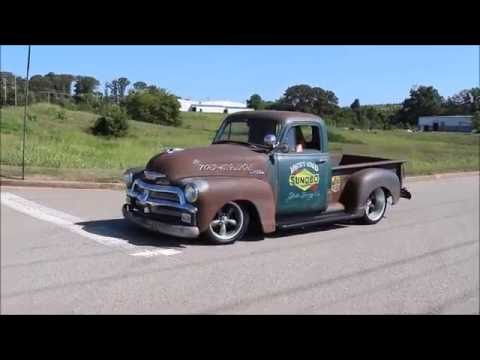 1954 Chevy 3100 Rat Rod