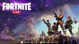 Zombi hentelés! | FORTNITE Live