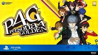 прохождение Persona 4 Golden HD Часть 1 (с русской озвучкой)