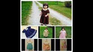 #CROCHET DRESS HOW TO CROCHET TODDLER DRESS 7 BAGODAY CROCHET TUTORIAL COMPILATION #3