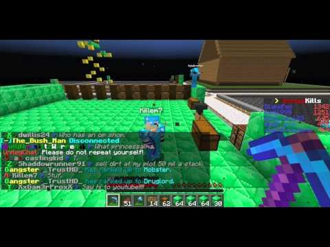 Minecraft:Prison nice dp and rank Y!