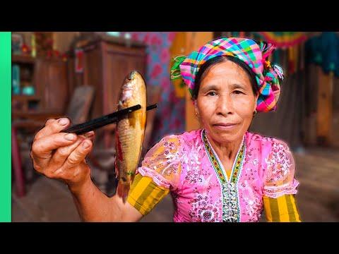 Most DANGEROUS Food in Vietnam!!! RARE Thai Village Cooking!!! | TRIBAL VIETNAM EP3