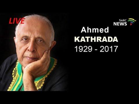 Robben Island media briefing on Kathrada