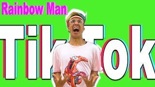 Rainbow Man TikTok Show