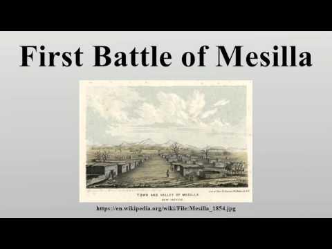 First Battle of Mesilla