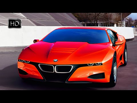 VIDEO: BMW M1 Hommage Supercar Concept Design HD