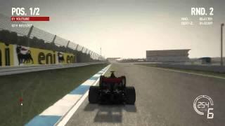 F1 2010 Formula 1 Gameplay PC HD • Hockenheim