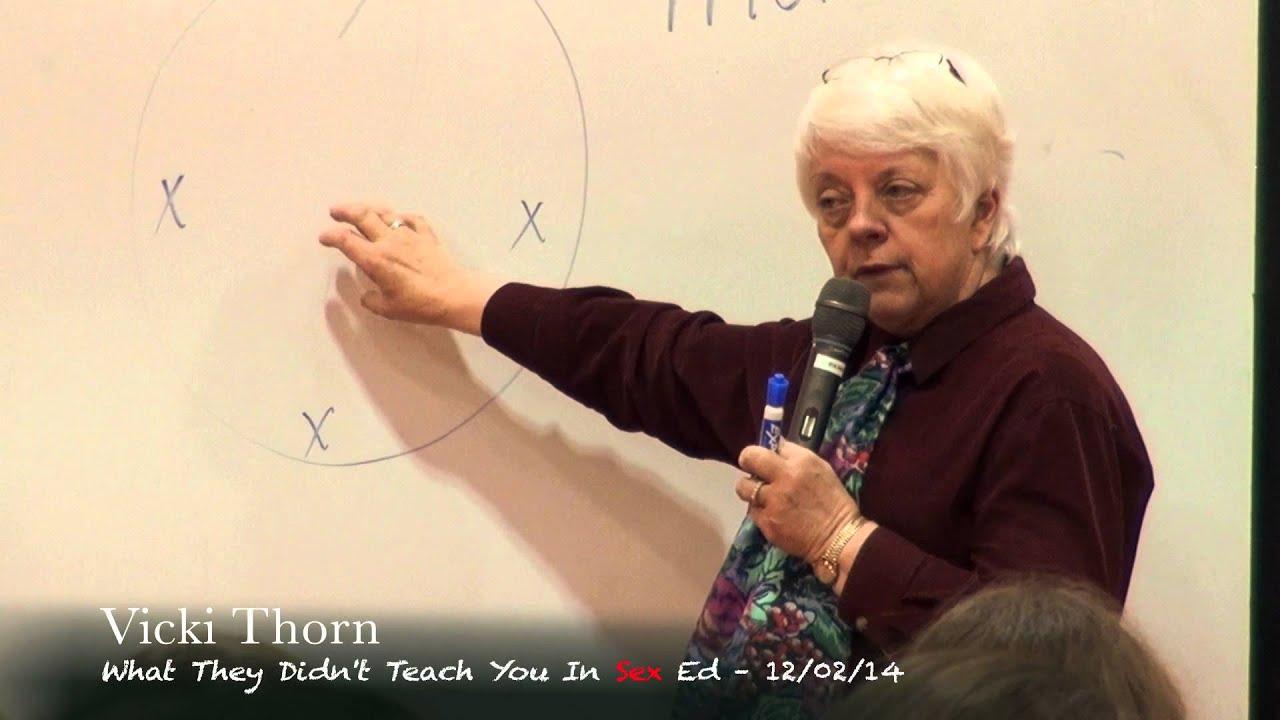 sex teacher vickie