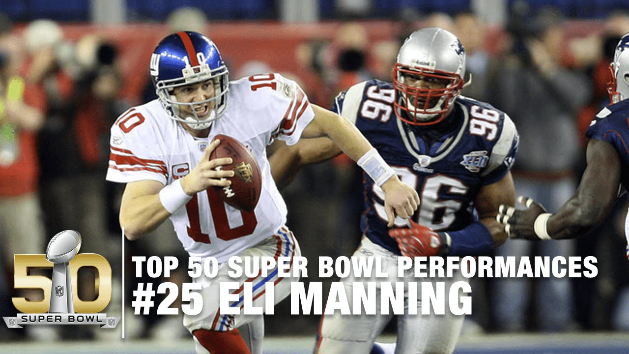 Image result for eli manning super bowl