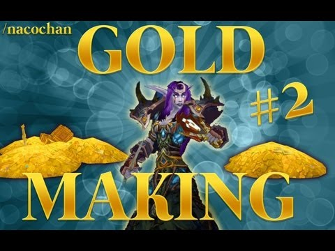 Mist of Pandaria: Gold Making #2 Alchemy and Enchanting