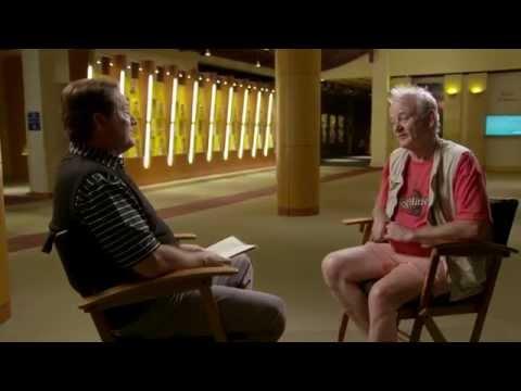 Chris Myers interviews Bill Murray