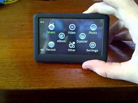 review of 4gb sylvania smpk3604 youtube rh youtube com