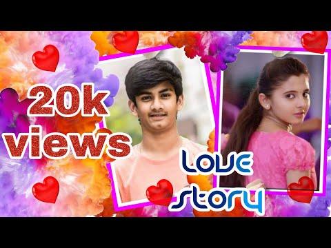 Best School Love Story | Na Unna Oka Gunde | Oh Ohh Jane Jaana | Mix