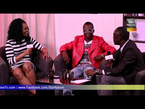 ::Star Nation Tv Ep # 7 Extended version: Guest - G-Rize::