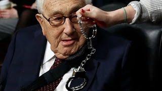 Is Henry Kissinger A War Criminal?