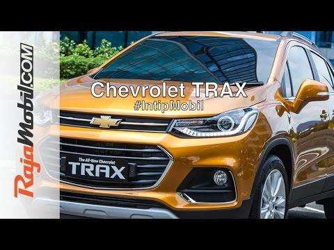 Tampilan Chevrolet TRAX 2017   #IntipMobil by rajamobil.com