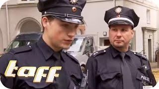Das ERSTE MAL! Unterwegs mit den Polizei-Azubis | taff | ProSieben