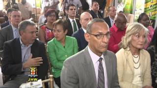 Jamaica House Weekly - August 22, 2016