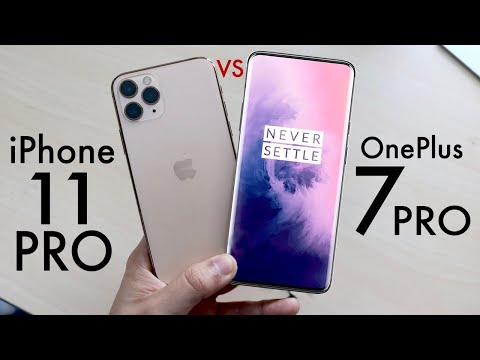 iPhone 11 Pro Vs OnePlus 7 Pro! (Comparison) (Review)