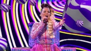 The X Factor UK 2016 Live Shows Week 3 Saara Aalto Full Clip S13E17