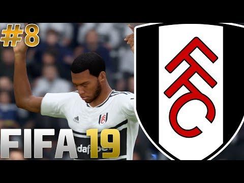 FIFA 19   CAREER MODE   #8   RYAN SESSEGNON'S FIRST GOAL